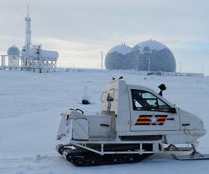 Una grande guerra nell'Artico: come avverrà?