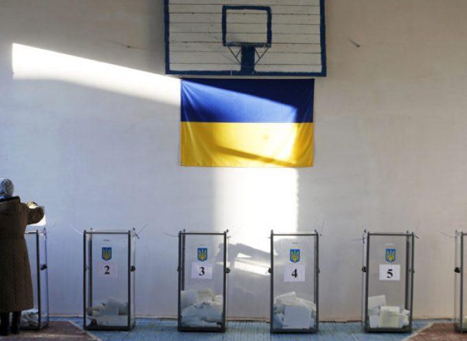 """Le elezioni in Ucraina sono sotto lo stretto controllo dei """"difensori della democrazia"""""""