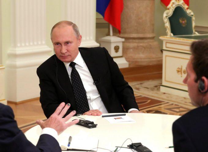 """Come il presidente russo Putin spiega la fine dell'ordine """"Liberale"""""""