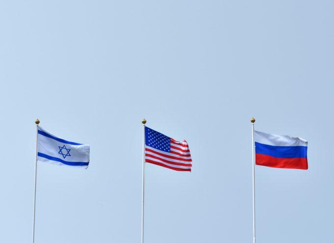 La Russia, l'America e l'Iran