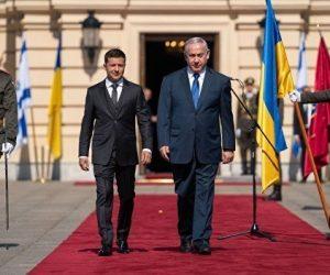Lo scopo della visita di Netanyahu in Ucraina