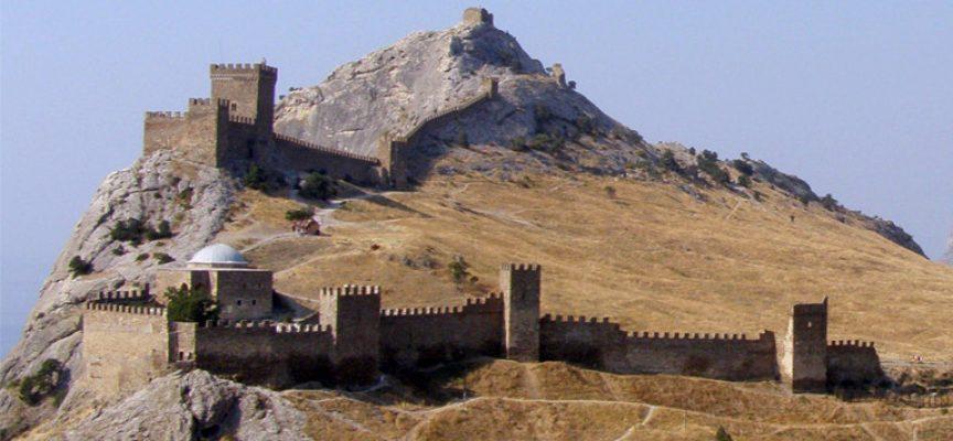 Tracce genovesi nella Storia della Crimea