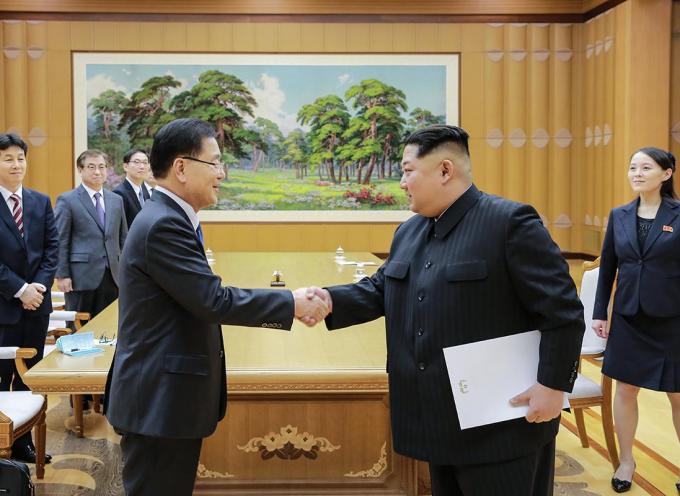 Alla Corea del Nord non piace che gli USA pianifichino di occuparla