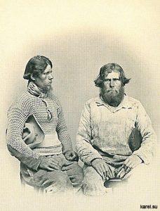 Careliani, di origine finnica.