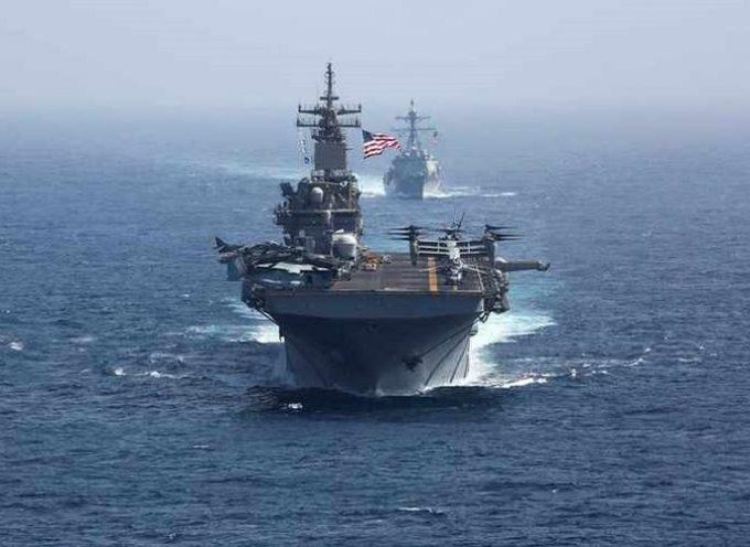 La misteriosa politica dell'America verso l'Iran