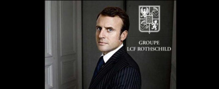 La stupefacente ammissione del Presidente Macron