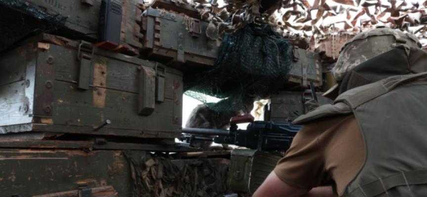 A fine agosto e inizio settembre la zona di conflitto in Ucraina orientale è diventata più violenta