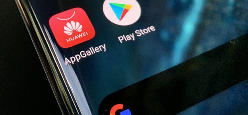 Huawei procede senza Google?