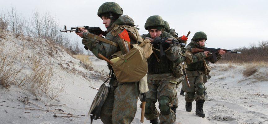 """L'unità russa """"top secret"""" che """"destabilizza l'Europa"""" è una ben nota base per l'addestramento con le armi leggere"""