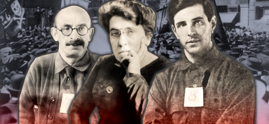 Come gli USA deportarono i loro radicali nella Russia sovietica