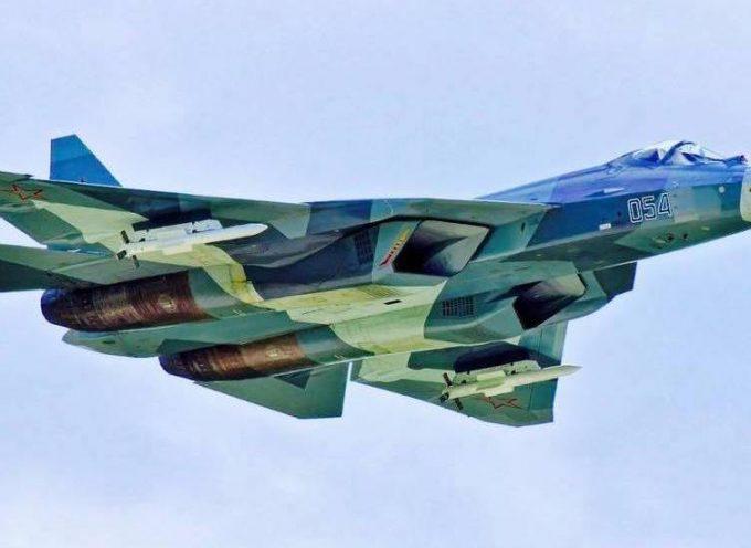 Il Myanmar potrebbe essere il primo acquirente estero dei nuovi caccia russi Su-57