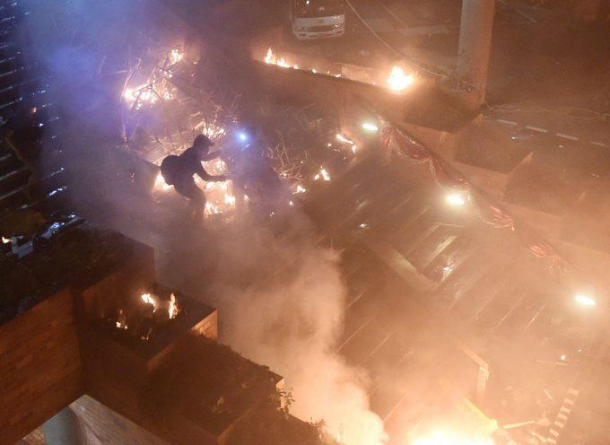 Perché la sommossa di Hong Kong è arrivata alla fine