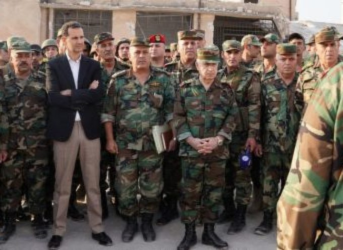 Rivisitiamo l'esito win-win-win-win in Siria