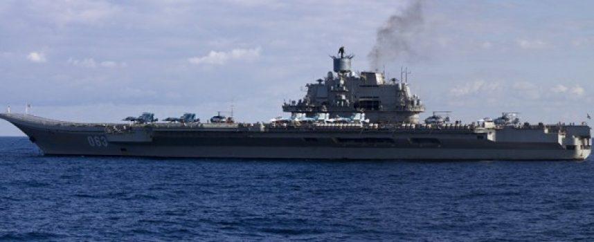 Esiste un futuro per le portaerei russe?