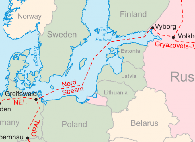 Il gasdotto russo Nord Stream 2 è in corso di completamento