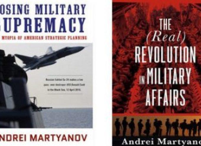 """Recensione del libro """"La (vera) Rivoluzione negli Affari Militari"""" di Andrej Martjanov"""