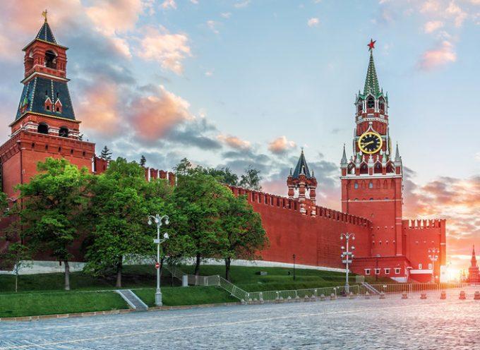 6 fatti sulla torre principale del Cremlino