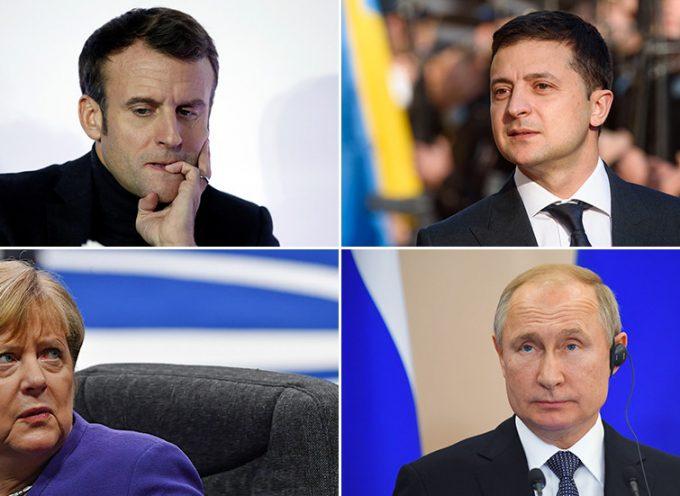 Vertice del Formato Normandia per il futuro dell'Ucraina: cosa c'è in gioco?