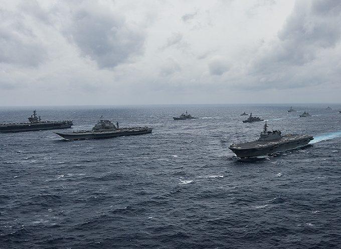 """Una """"NATO asiatica"""" può scoraggiare le ambizioni cinesi nell'Indo-Pacifico?"""