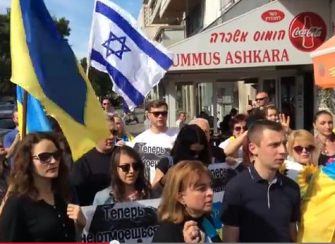 Gli ebrei ucraini e la Sindrome di Stoccolma