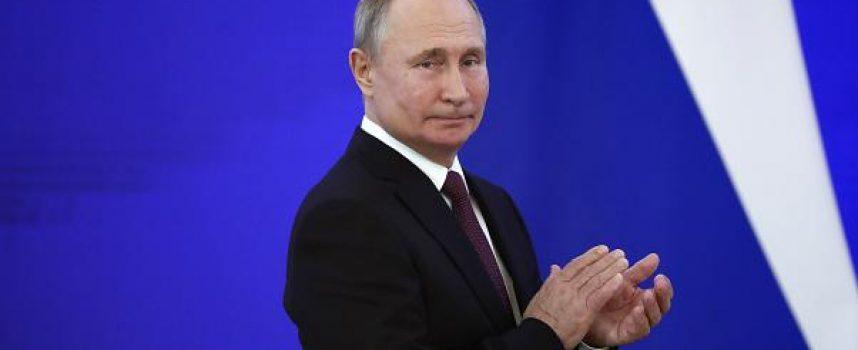 Il momento di Putin è alle porte