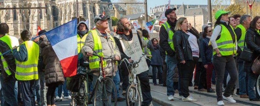Comprendere lo sciopero generale in Francia nel contesto dei Gilet Gialli e della lotta di classe globale
