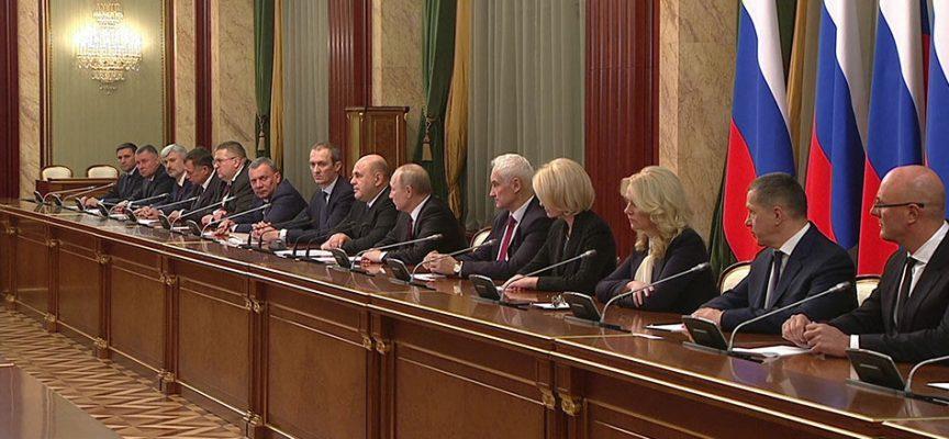 Il nuovo governo russo: una necessaria evoluzione, ma non una rivoluzione