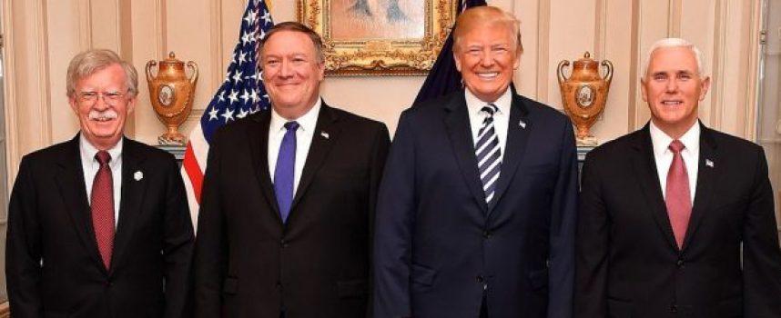 L'atteggiamento americano nel Medio Oriente: prepararsi al disastro