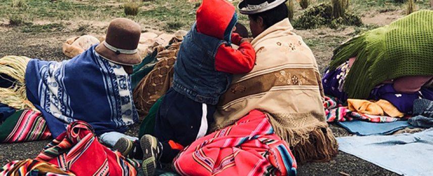 Esclusivo: Gli indigeni della Bolivia sono pronti a scendere in guerra contro il fascismo