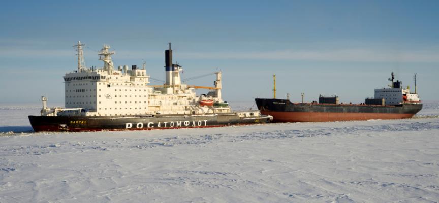 Scoppiano le tensioni nella corsa all'Artico