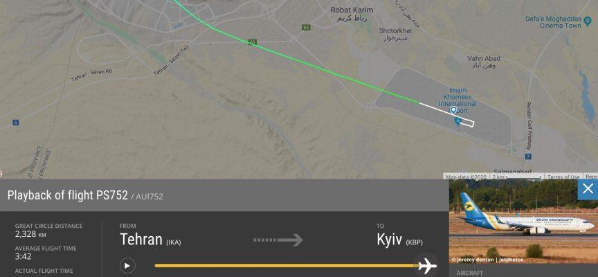 È stato davvero un errore l'abbattimento dell'aereo ucraino vicino Teheran?