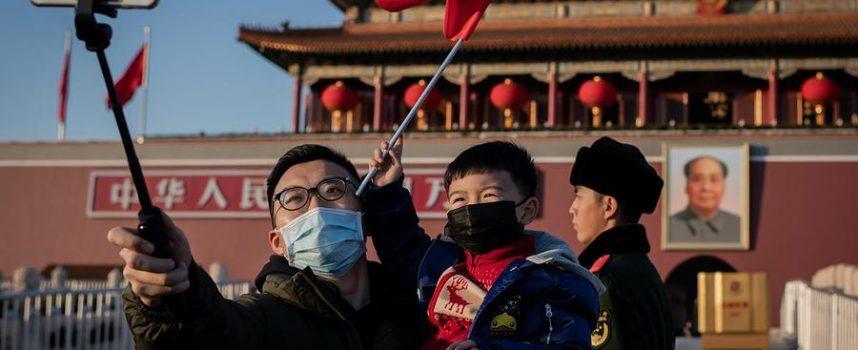 """La risposta cinese al virus è stata """"mozzafiato"""""""