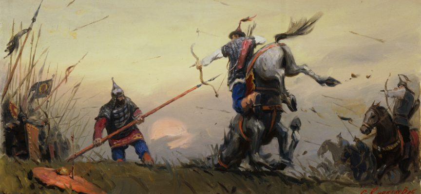 La Battaglia di Kulikovo – la riscossa della Russia