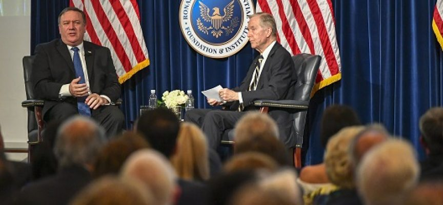 Politica USA contro Iran: l'apice della disperazione
