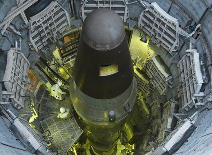La disperazione di Washington porta alla proliferazione nucleare