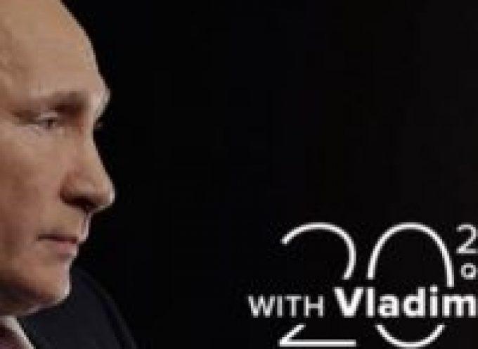 20 domande a Vladimir Putin: Episodio 1. Putin sugli obiettivi del governo