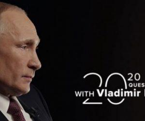 20 domande a Vladimir Putin. Episodio 4: Putin parla della Guardia Nazionale e dello scioglimento delle manifestazioni
