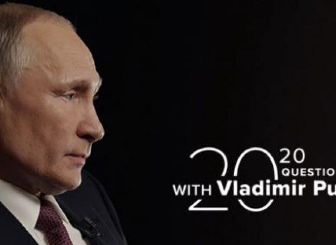20 domande a Vladimir Putin: Episodio 3: i primi passi nella realizzazione dei Progetti Nazionali