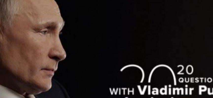 20 domande a Vladimir Putin: Episodio 2. Putin parla dell'Ucraina