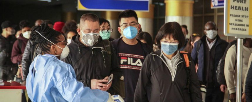 Il coronavirus sembra essere fatto su misura per gli obiettivi americani