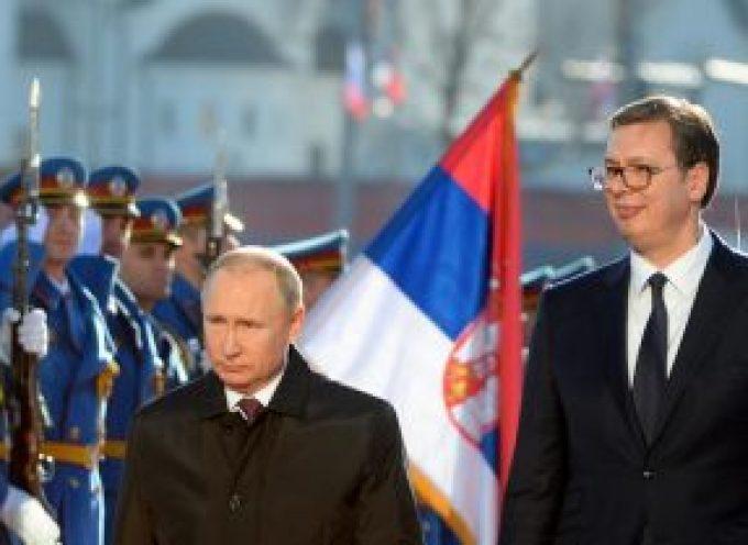 Washington valuta di imporre sanzioni alla Serbia per gli acquisti di armi russe