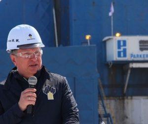 La Rosneft riferisce a Putin che il suo nuovo progetto artico sarà il più grande dell'industria petrolifera globale
