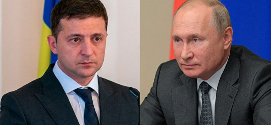 Zelenskyj ha chiamato Putin