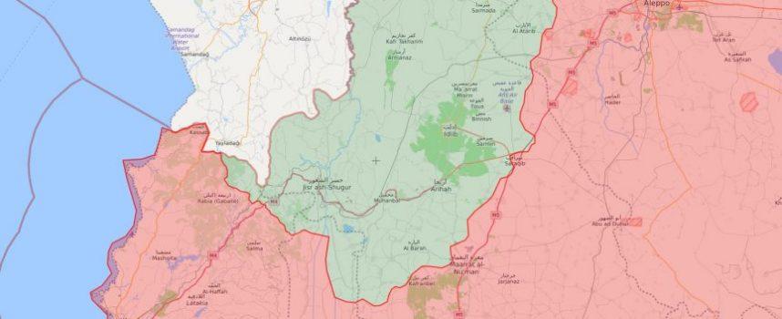 Rapido aggiornamento sulla Turchia contro Siria, Russia e Iran