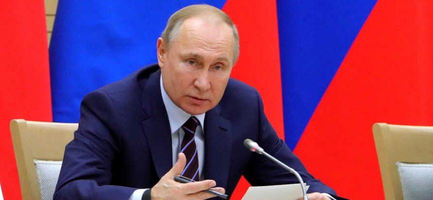 """La Russia ha detto """"No"""" al mondo"""