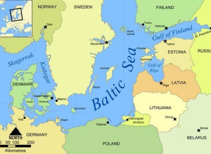 Gli stati baltici si allineano con USA e NATO contro la Russia?