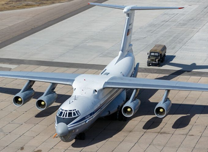 L'operazione russa di aiuto medico all'Italia ha evitato non solo lo spazio aereo polacco, ma anche i tentativi americani per fermarla
