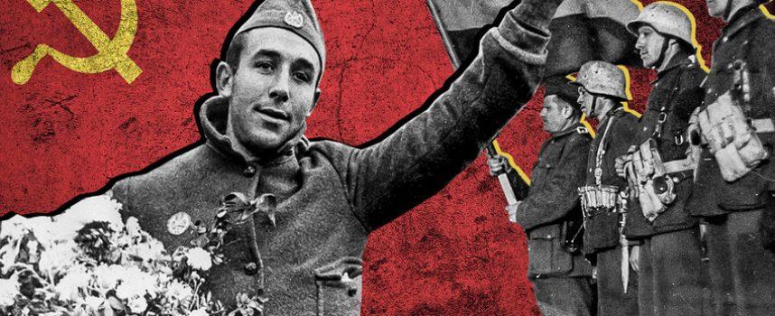 Come gli spagnoli combatterono per e contro l'URSS nella Seconda Guerra Mondiale