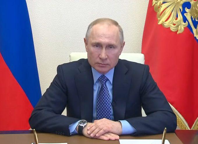 Vladimir Putin ha appena creato un ordine mondiale diverso?