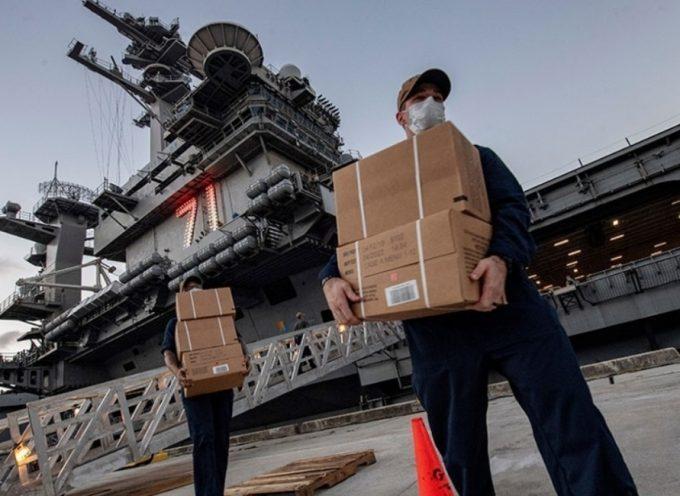 Questa pandemia segnerà finalmente la fine della flotta di portaerei statunitense?
